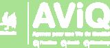 AViQ - Logo blanc