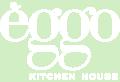 Eggo logo white