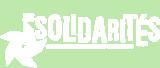 Festival Les Solidarités - Logo blanc